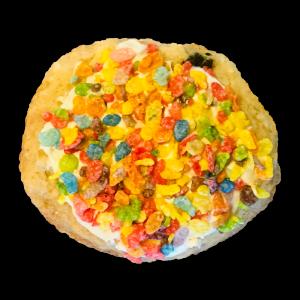 mollybz-mollyblakeley-infused-gourmet-cookie-pinecoladas-whitechocolate-shreddedcoconut-coconutrum-fruitypebbles